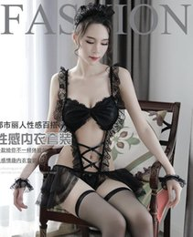 38b1beaf8f Fashion Women Sexy Silk New Sexy Women Lace Babydoll