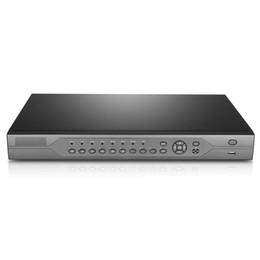 tvi dvr Rebajas 32 canales DVR 5 en 1 32 canales de disco Grabadora de video analogía AHD TVI CVI IP