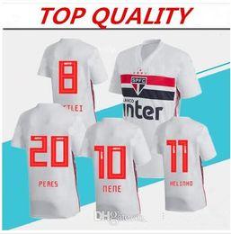 2c2583ee20 2019 camisolas de qualidade tailandesa 2019 Brazil Sao Paulo camisa de  futebol thai qualidade camisas de