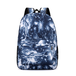 2021 mochilas galaxy Womens Leisure Mens Starry Sky Mochilas Unisex bookbags Big Capacidade Laptop Viagem Mochila Moda Galaxy Mochilas escolares mochilas galaxy barato