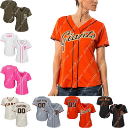 295643626 Women's youth Giants Madison Bumgarner Brandon Crawford Pablo Sandoval  Melvin Adon 2019 Flex Base and cool base Team Jersey size S-5XL affordable  madison ...