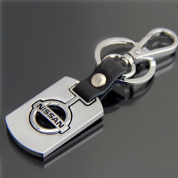 chaves do carro hyundai Desconto Logotipo do carro Chaveiro Chaveiro Liga de Metal Desenho Fio Fino Para Suzuki Ciorten Hyundai Car Styling Titular Chave