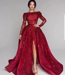 Leuchtendes Rotes Langes Langes Leuchtendes Rotes Langes Rotes Kleid2019 Rabatt Rabatt Leuchtendes Rabatt Kleid2019 othQrxCBsd