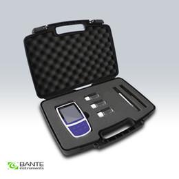 Marca Bante Portátil Condutividade Salinidade medidor Tester Analyzer USB portátil para dados do PC armazenar alta qualidade de