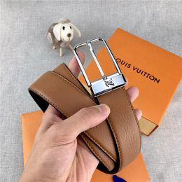 Canada ceintures en cuir pour hommes et femmes Ceinture de marque de luxe en or et en argent Ceinture est votre meilleur cadeau. cheap men casual belts best brands Offre