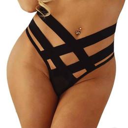 Femmes Sexy Culottes Culottes Strings Taille Slips Lingerie Sous-vêtements ? partir de fabricateur