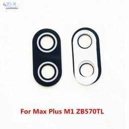 Canada 50pcs arrière caméra arrière pour Asus Zenfone Max Plus (M1) X018DC ZB570TL cheap asus camera Offre