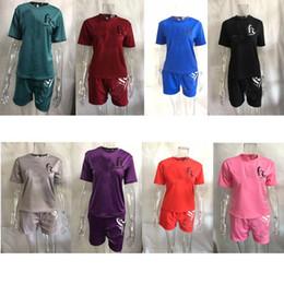 8aba735a00b 2019 pantalones de yoga de color rosa para damas PINK BLACK Ropa para mujer  Chándal Conjuntos