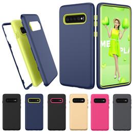 2019 casos sumsung s6 3 em 1 híbrido armadura defensor combo pc silicone case para iphone xs max xr x 8 7 6 samsung s9 plus s10 5g s10e nota 9 a6 a8 a7 a9 a750 2018