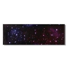 Impressão gráfica em vinil on-line-20 x60 polegada galaxy vinyl car envoltório impresso folha de filme gráfico adesivo diy decalque rolo