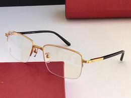 katze braune augen Rabatt 00980 Luxusmode-Frauen Designer Beliebte Gläser aushöhlen optisches Objektiv Katzenauge Formatfüllend Schwarz Schildkröte Brown kommt mit Fall