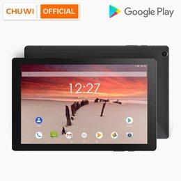 chuwi tabletten Rabatt CHUWI Hipad LTE 10,1 Zoll 4G Telefonanruf MTK6797 X27 Deca Core 3 GB RAM 32 GB ROM Android 8.0 Tablets PC Bluetooth GPS OTG