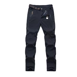 2019 nuevos hombres al aire libre trekking pantalones de secado rápido senderismo deportes pantalones de caza escalada camping senderismo pantalones desde fabricantes