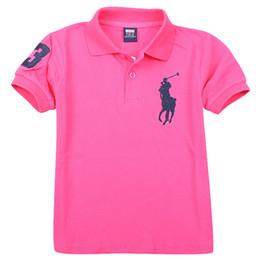 Nueva ropa de gama alta online-Marca de ropa para niños verano nueva camiseta para niños algodón de gama alta, cómoda explosión, ropa para niños de 2 a 7 años