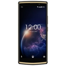 смартфон octa core 2gb Скидка Роскошный OUKITEL K7 Power 10000mAh Быстрая зарядка Теленок Кожа Отпечаток пальца Octa Core MTK6750T 2 ГБ 16 ГБ Android 8.1 13MP Камера 4 Г LTE Смартфон