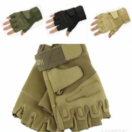 Tactical Hard Knuckle Outdoor Armor Guanti protettivi Bicicletta Off-Road Racing Guanti Confortevole supporto FBA Drop Shipping M319Z da