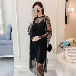 2019 nouvelle arrivée printemps robe de maternité femme élégante grande taille robe femme enceinte printemps vêtements de maternité md-00619 ? partir de fabricateur