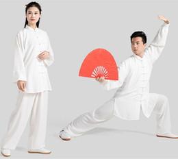 Deutschland 2019 Neues Produkt Held Tai Chi dienen Frau Frühling und Herbst Übung dienen Baumwolle Taiji Boxen eine Kampfkunst Leistung dienen Versorgung