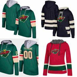 Minnesota Wild hoodie Charlie Coyle Mikko Koivu Zach Parise Eric Staal  Jason Zucker Ryan Suter Hockey Jersey Sweatshirt stitched discount  minnesota wild ... 37606cb94