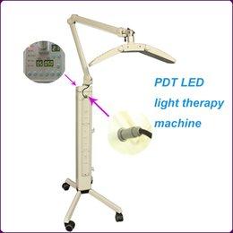 levou luz equipamentos de cuidados da pele Desconto transporte rápido Professional BIO terapia de luz Photon tratamento LED pele rejuvenescimento acne PDT máquina de cuidados faciais equipamentos de salão de beleza