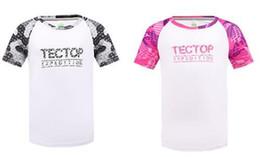 Novos Meninos Curto-luva Meninas Camisas De Verão No Ar Livre Macio, Confortável Pescoço De Algodão De Alta Qualidade das Crianças Caminhadas Tees de