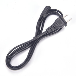 poder samsung tv Desconto 1.2 M Laptop AC Power Cord Eu Figure 8 Cable 10ft 5M IEC C7 Power Supply Charger Cable For Dell LG Asus Samsung Notebook Printer