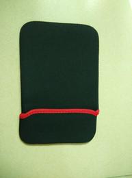 """Caso de antena on-line-Anfilite 10 pcs frete grátis manga caso saco macio 7 polegadas utilizados para 7"""" tablet e Navegação GPS"""