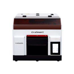 Impressão de fotos na china on-line-EraSmart A Impressora Uv Mini Rotary China Digital 3D Uv Impressora Plana Digital UV Máquina De Impressão Para O Telefone Caso Foto Metel