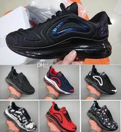 timeless design 05b7d eac0e Großhandel 720 Kinder Designer Schuhe Baby Übergeordnete Schöne Kinder  Jungen Mädchen Schwarz Rot Weiß Blau 72C Sneakers Turnschuhe Outdoor-Schuhe  EUR 28-35 ...