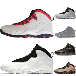c227ae98f65250 Top 10 10s Mens Basketball Shoes Desert Camo Tinker Westbrook Cement GS  Fusion Red Chicago Steel Grey I m Back Men Sports Sneakers 40-47 affordable  ...