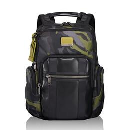 TUMI232681 mochila impermeable balística 18 años nuevo Alpha Bravo bolsas de computadora de 15 pulgadas Paquetes deportivos al aire libre desde fabricantes
