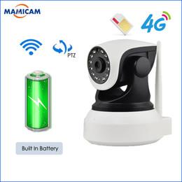 3g беспроводные сети онлайн-3G и 4G SIM-карты IP-камера беспроводной камеры PTZ камеры Пан Tilt видео GSM камеры сети P2P беспроводной домашней безопасности движения, встроенный в Беттери