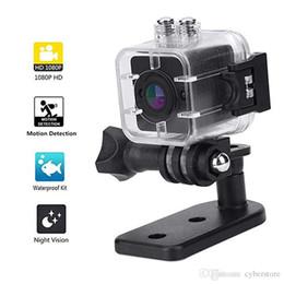 Argentina Mini Cámara SQ12 Sports DV Videocámara Grabadora HD 1080 P Visión Nocturna Vigilancia Gran Angular Cámara a prueba de agua Oficina en el exterior Suministro