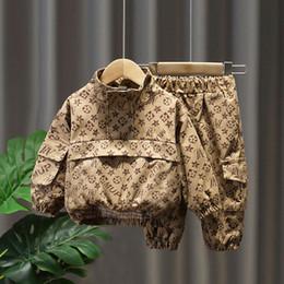 зебры брюки для детей Скидка Европейский вокзал детский костюм 2020 новая весенняя одежда весенние и осенние модели детская весенняя одежда иностранный стиль