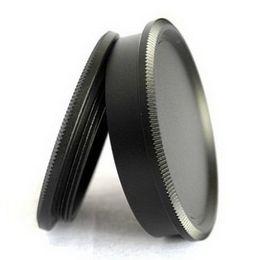 2019 md plastico Cap JABS cuerpo de metal y la lente trasera del casquillo fijado para el M42 Ltm Lsm Leica montaje Tornillo (Negro)