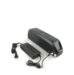 2019 cajas de energía solar USB Big Hailong 52V 10Ah E-Bike batería 14Sv3C 18650 li-ion 51.8V Paquete de batería para bicicleta eléctrica 48V 1000W 1200W Motor