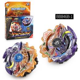 sonne platzte Rabatt 4D Beyblade Burst Sonne und Mond Doppelter Gott Bey Beyblades Metal Fusion God Kreisel Bey Blade Blades Toys B00