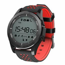 Tracker digitale online-F3 intelligente braccialetto di vigilanza IP68 impermeabile Smartwatches Outdoor modalità digitale Fitness Sports Activity Tracker promemoria dispositivi indossabili