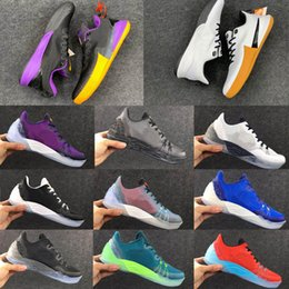 premium selection 6f38d 1b804 2019 neue zoom turnschuhe kobe Venomenon 5 gift mamba 5 flight V ad ep 360  männer schuhe outdoor-schuhe original turnschuhe günstig draußen kobe schuhe