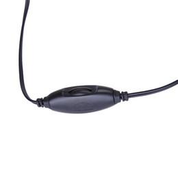 Fones de ouvido para motocicleta on-line-3.5mm Capacete Da Motocicleta fone de Ouvido Estéreo Esporte fone de Ouvido Estéreo Microfone Para MP3 Telefone Dispositivo de Música Dispositivo de Música Do Fone De Ouvido Frete Grátis