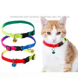 Pet Dog Cat Collars Animals Bells Accessories For Collar Loud Bell kitten BB