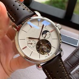2019 relógios shanghai SHANGHAI movimento mecânico automático 2019 HOT 42 MM como homens moda assistir atacado luxo novo aço inoxidável mens relógios relógios shanghai barato