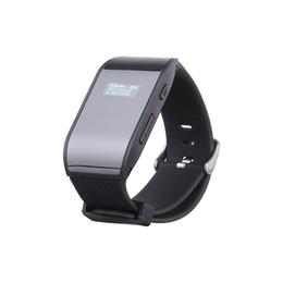 Argentina 5pcs pulsera deportiva de moda pulsera usable 8GB reloj profesional de grabación de voz portátil reproductor de mp3 con pantalla LCD cheap fashion mp3 player 8gb Suministro