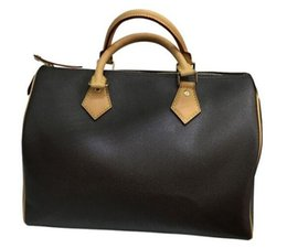 Poignées de sacs en Ligne-Hotselling classique de haute qualité femmes véritable cuir véritable oxydant veau haut de la page sac à main sac à bandoulière sac fourre-tout sac à main S16