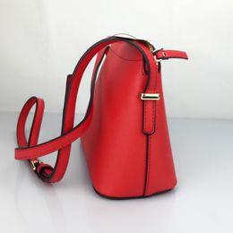 mini donne del sacchetto di scossa Sconti Moda Mini Sling Borsello 17 * 10 * 23cm PU Donne S K progettista a tracolla in pelle Bag Small Messenger Bags