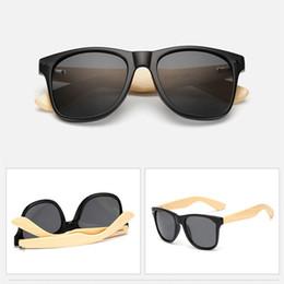 ca772d7fb 2019 oculos sol feminino bambu Unisex De Bambu Perna Óculos De Sol Da Moda  Retro Feminino