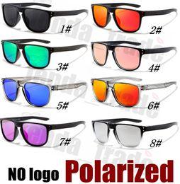 occhiali da spiaggia riflettenti Sconti Gli uomini sportivi occhiali da sole polarizzati tutti i formati occhiali da sole uomini lente rivestimento riflettente occhiali da nuoto spiaggia Gafas de sol 10 pz