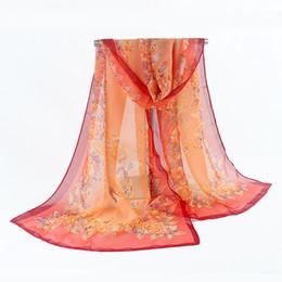 2019 Nouvelles Femmes Mousseline De Soie Foulards De Mode Printemps Carré Polyester Foulards Imprimer fleurs Châle D'été Châles Et Hijabs ? partir de fabricateur