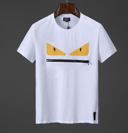 saco de algodão dos homens Desconto NOVA Marcas de Verão Homens 3D FF ROMA Impresso T-Shirt Bag Bugs Mangas Curtas Top Man 100% algodão mulheres estrela t-shirt F07 mens tee