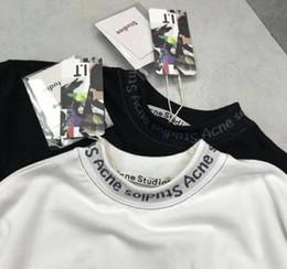 Sequin das mulheres camisetas on-line-Verão 2018 Novas Mulheres Da Moda T Camisas de Algodão Chiara Ferragni Grandes Olhos Bordados Lantejoulas estilo Camisas T Mulheres estrelas